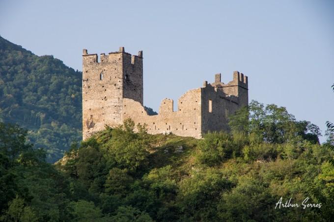 chateau miglos histoire ariege