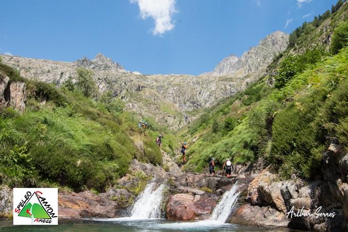 speleo canyon ariege gitamiglos