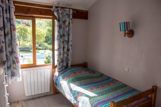 chambre lit simple iena