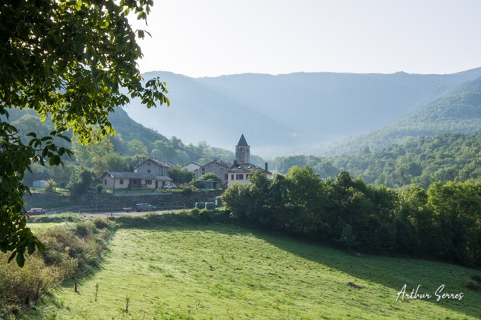 gitamiglos village ariege