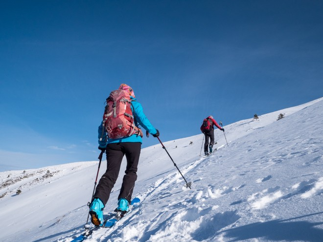 ski rando activité gitamiglos